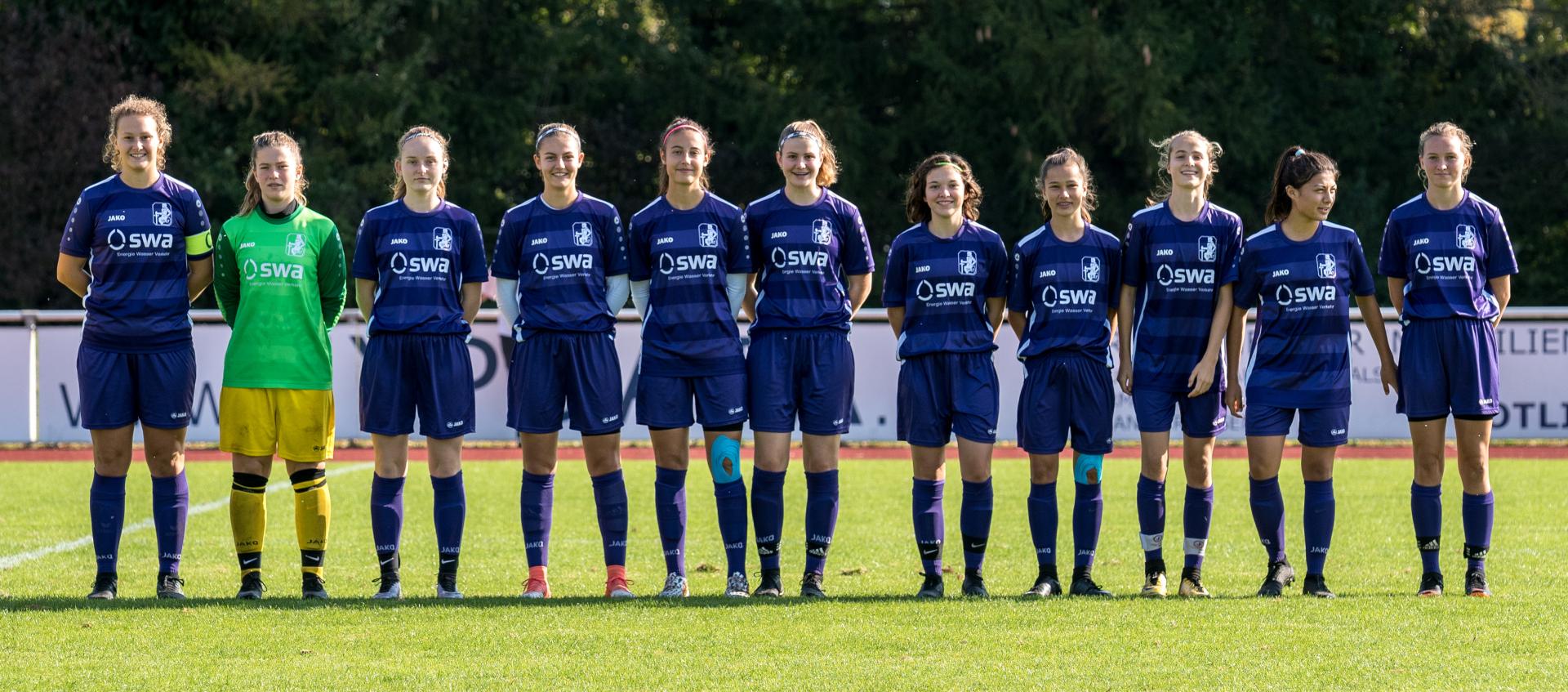 TSV Schwaben Augsburg U17 (B1) vs Erlangen