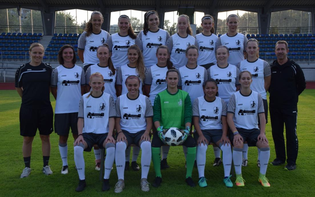 TSV Schwaben Augsburg Frauen II - Saison 2018/2019 Foto: TSV Schwaben Augsburg
